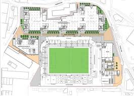 afc floor plan. AFC Wimbledon Chief Executive Defends Stadium Application In Letter To Tooting MP Afc Floor Plan O