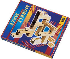 Wooden Marble Maze Game Wooden Marble Maze Amazoncouk Toys Games 74