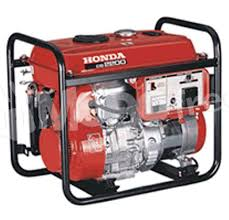 electric generators. HONDA GENERATORS-EB2200(Max. Output - 1.9kva). | Electric Generators
