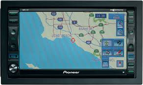 pioneer avic d1 navigation cd receiver with 6 5\