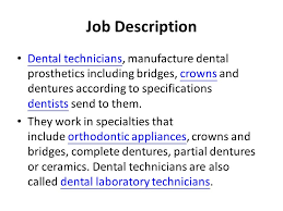 English For Dental Technology Ppt Video Online Download