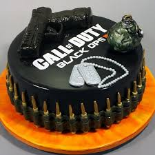 Call of Duty Black Ops III 14th birthday cake a photo on Flickriver