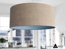 rustic burlap pendant lamp pendant light rustic decor lighting ponz home lighting bar light kitchen light ceiling light custom