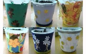 maxresdefault and painted flower pots that last
