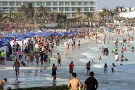 Covid Explodes in Cancun, Los Cabos as ...
