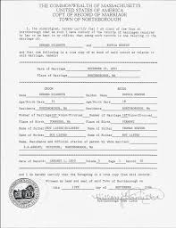 Brilliant Ideas Of Free Fake Marriage Certificate In Printable Fake