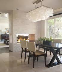 rectangular dining room chandeliers
