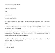 Write Resignation Letter Awesome Collection Of Resigning Letter