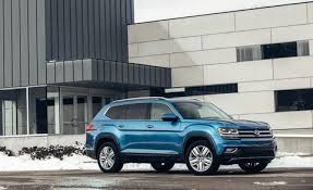 Vw Atlas Trim Comparison Chart 2019 How Reliable Is The 2019 Volkswagen Atlas Sel