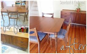 How To Restore A MidCentury Dining Set Reality Daydream Inspiration Mid Century Modern Furniture Restoration