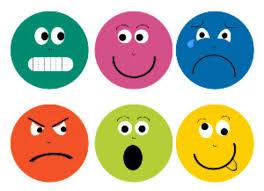 Resultado de imagen para las emociones y el vocabulario