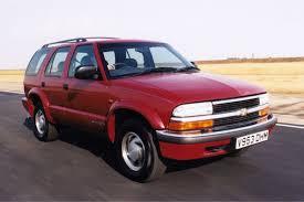 Chevrolet Blazer 1998 - Car Review | Honest John