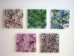 handmade glass wall panel art work fused tubing series by wolf mattick glass studio custommade com
