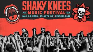 Red Light Ticket Atlanta Ga Shaky Knees Music Festival Front Gate Tickets
