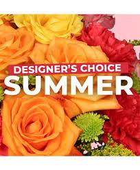 <b>Summer Flower</b> Arrangements - LABO'S FLOWERS & GIFTS, Joliet IL