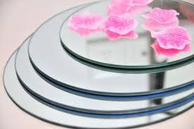 20 inch round mirror centerpiece centerpieces mirrors table mirrors wedding mirrors