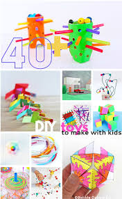 40 of the best diy toys to make with kids