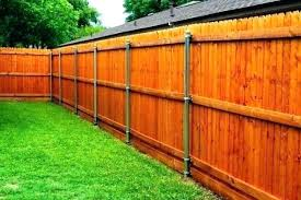 Metal fence post Channel Steel Fence Posts For Wood Fences Wood Metal Fence Metal Fence Post Sleeve Metal Fence Post Steel Fence Posts Fence And Gate Ideas Steel Fence Posts For Wood Fences Wood Privacy Fence Using Steel