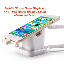 Cell Phone Display Stands COMER Mobile Phone Stores AntiTheft Alarm Display Stands Tablet 92