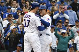 Chicago Cubs Depth Chart 2017 2017 Cubs Victories Revisited May 21 Cubs 13 Brewers 6