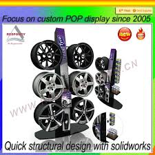 Alloy Wheel Display Stand Special Discount Rims Tire Rack China Wholesale Directory 29