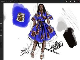 Fashion Design Lessons Online Eveningwear Fashion Design Illustration Online Course