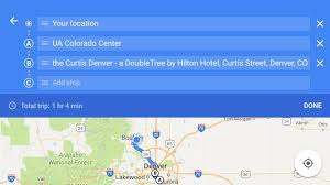 add stops to a google maps route on my iphone? ask dave taylor Add Destination New Google Maps new destination en route stop google maps ios iphone add destination in google maps