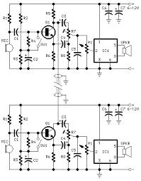 intercom door phone electronics forum circuits projects and intercom full duplex gif