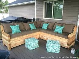 wood patio sectional pallet patio sectional sofa plans diy wood patio furniture plans