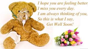 Get Well Quotes Stunning Get Well Soon Quotes Wishes Messages Cards SayingImages