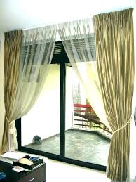 door curtains designs curtain idea for sliding glass doors ideas covering front slidin