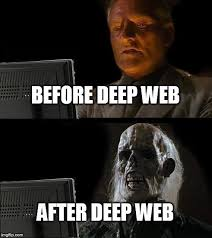 Dark You Happens The Go What Web When On Deepweb EHqxY