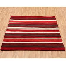 Red Rugs For Kitchen Striped Kitchen Rug Kitchen Ideas