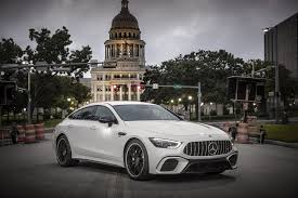 It's a striking design, and one which is unlikely to foster the sort of disapproval that greeted the first. Pricing Announced For New Mercedes Amg Gt 53 4 Door Coupe