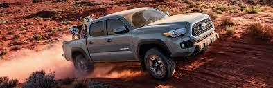 2018 Toyota Tacoma Engine and Performance Specs
