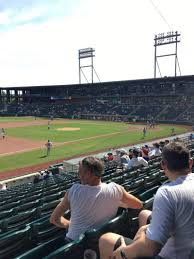 Huntington Park Section 19 Home Of Columbus Clippers