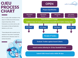 Ojeu Process Chart Ojeu Processes Open Route Procurement 101