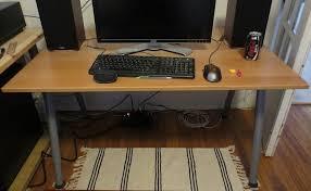ikea galant desk top 80cm x 120cm