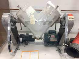 8 Qt Patterson-Kelley (P-K) V-Blender   15415   New Used and Surplus  Equipment