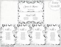 Free Wedding Reception Seating Chart Template Free Wedding Seating Chart Poster Bedowntowndaytona Com