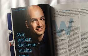 We did not find results for: Doppelseite Der Zeitschrift Business Punk 5 2017 Ubermedien