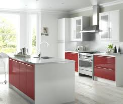 white kitchen cabinets for sale. Shiny White Kitchen Cabinets Modern Ideas Gloss Doors For Sale Red