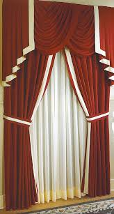 Curtain Interior Design Custom Decoration