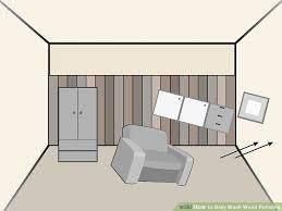 grey wash wood. Image Titled Grey Wash Wood Paneling Step 1