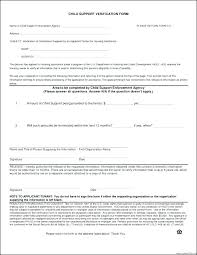 Letter For Child Support Voluntary Child Support Letter Child ...
