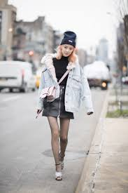 Light Pink Dress With Black Tights 30 Fresh Fall Outfit Ideas Featuring Black Tights Glamour