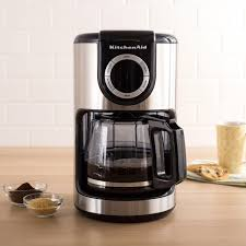 kitchenaid personal coffee maker vs keurig which one to