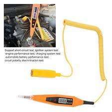 Digital Display Test Light Details About 2 5v 32v Digital Electric Circuit Diagnostic Tool Lcd Tester Test Light Car Rv