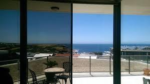 sun blocking window film. Wonderful Sun Sunscreen Window Tinting Improves Ocean Views Using3M Scotchtint Night  Vision NV25 Film On Sun Blocking T