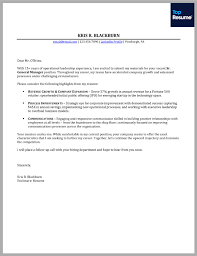 Free Cover Letter For Resume Interesting How To Write A Great Cover Letter TopResume